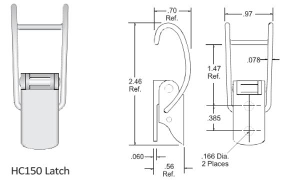 150 Series Latch