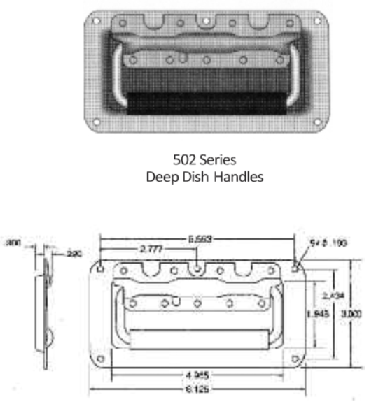 502-200 Series Handle
