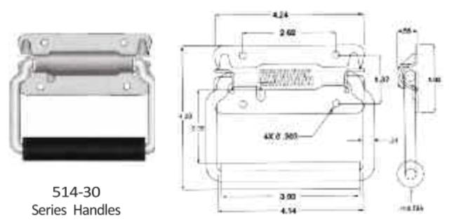 514-30 Series Handle