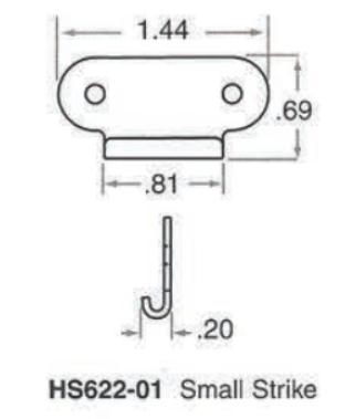 HS622-01 Small Strike